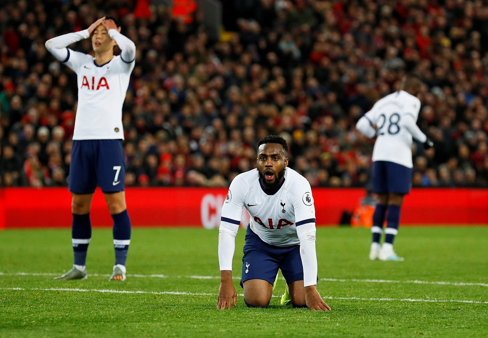 Danny Rose Rubbishes Talks Of Him Leaving Tottenham In January