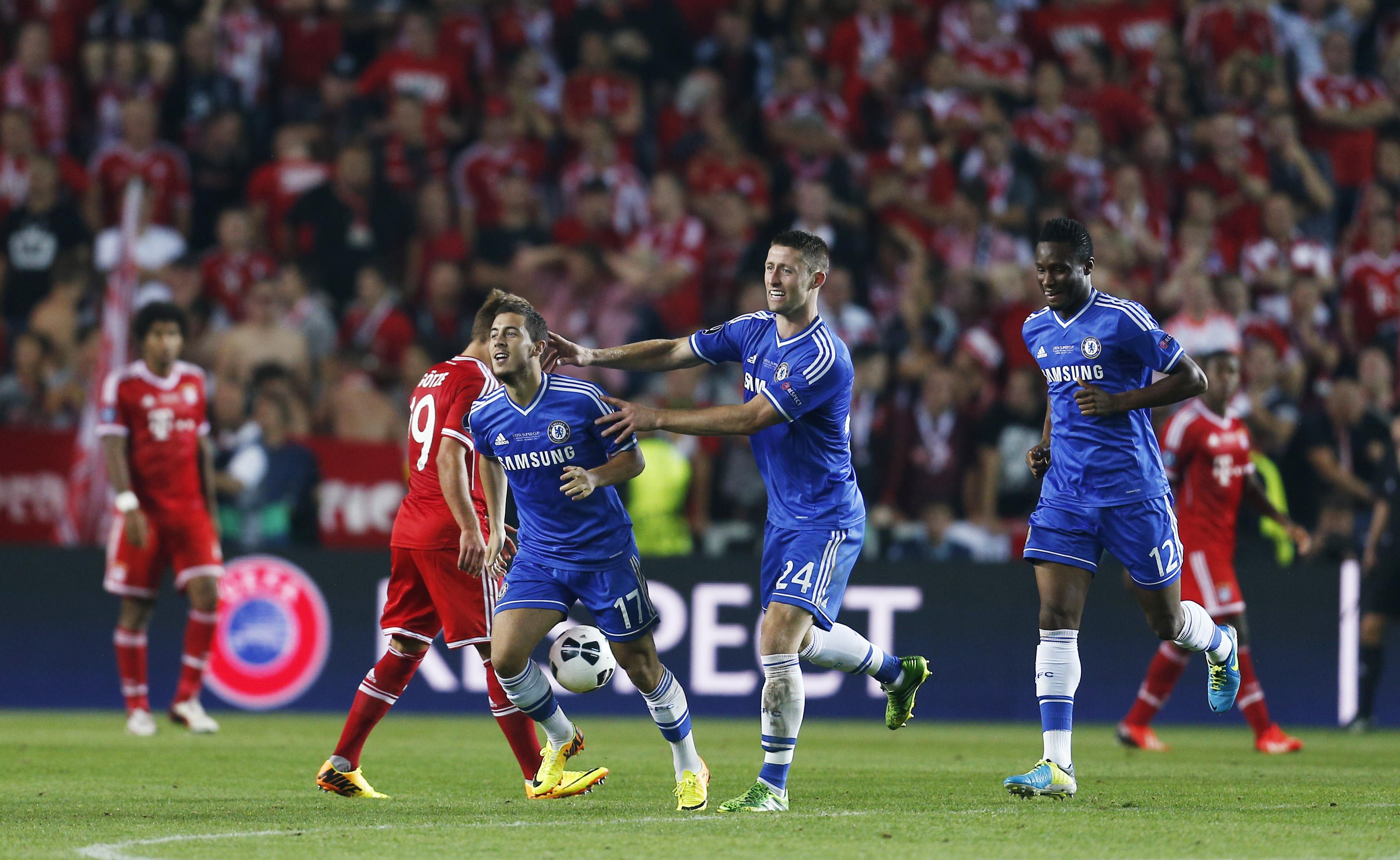 Former Chelsea teammate John Obi Mikel singles out Eden Hazard as laziest
