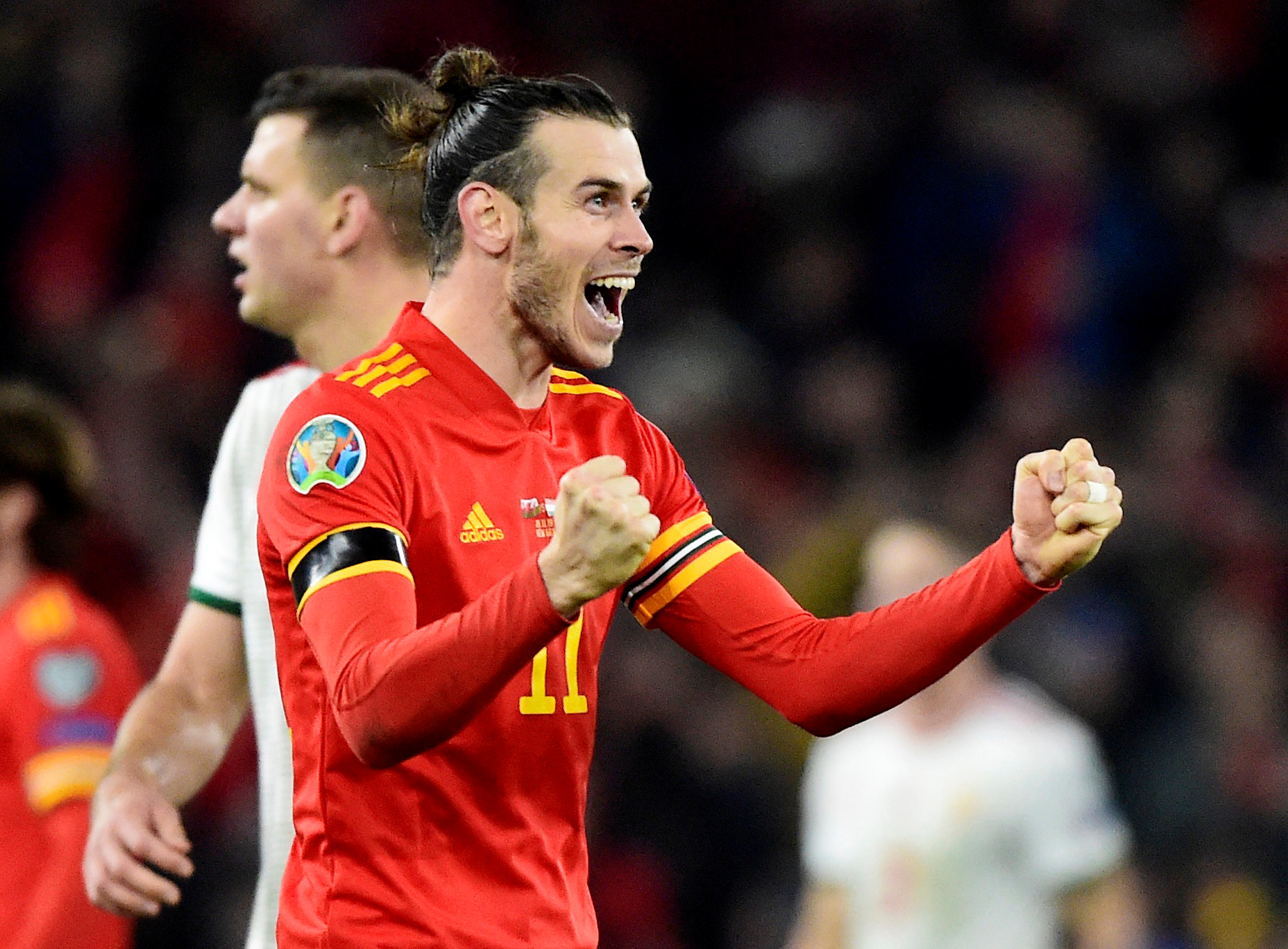 Gareth Bale mocks Real Madrid after Euro 2020 Qualification with Wales