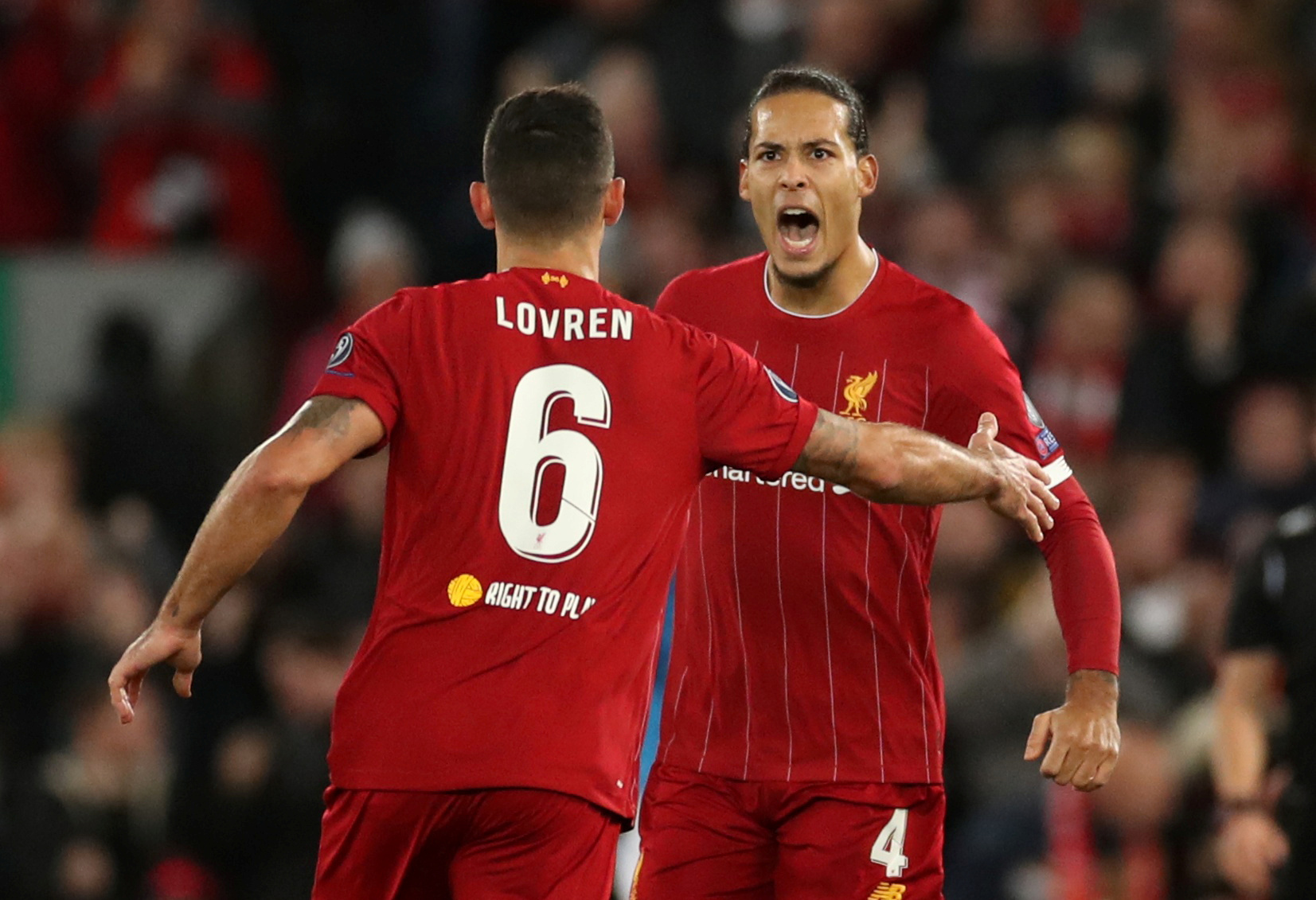 Gerrard backing VVD for Ballon d'Or