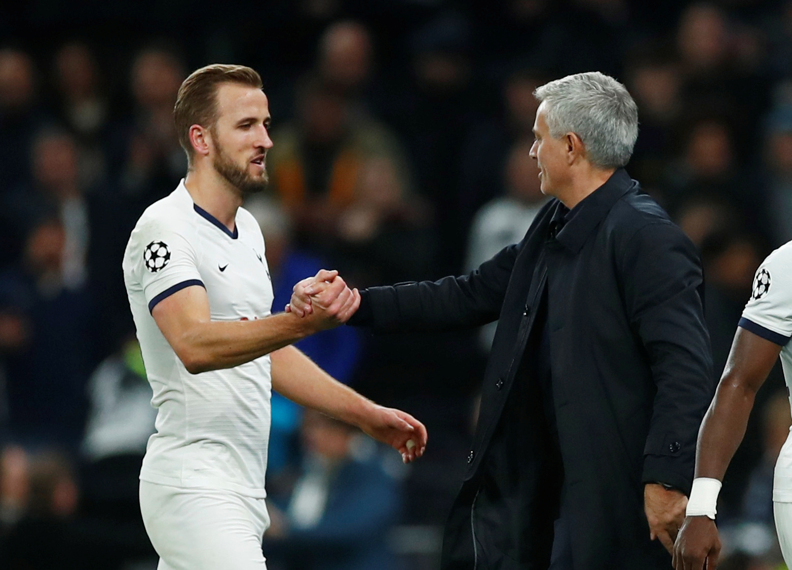 Harry Kane wants to build winning partnership with Jose Mourinho