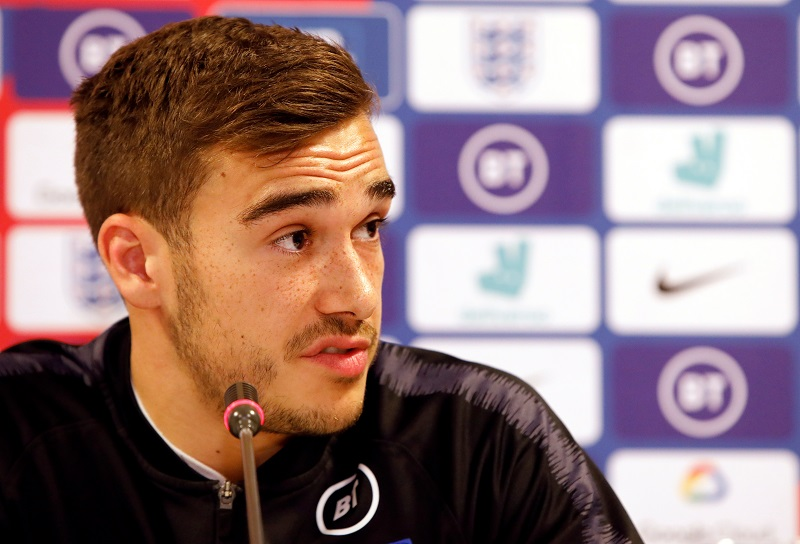 Harry Winks Sets Tottenham Hotspur target after England glory