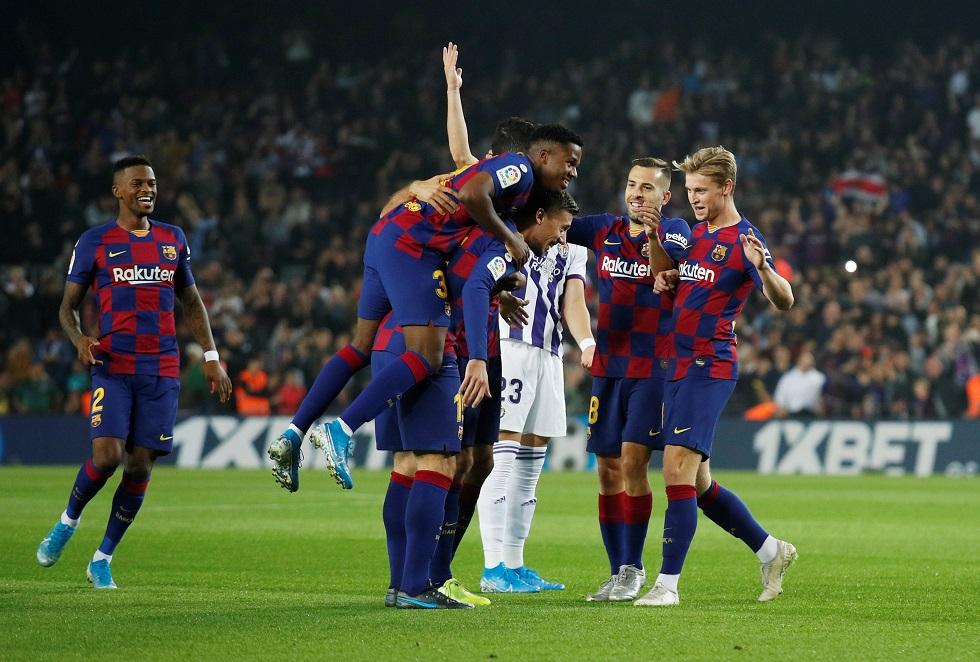 'It Is Not Easy' For Antoine Greizman To Settle At Barcelona - Lenglet