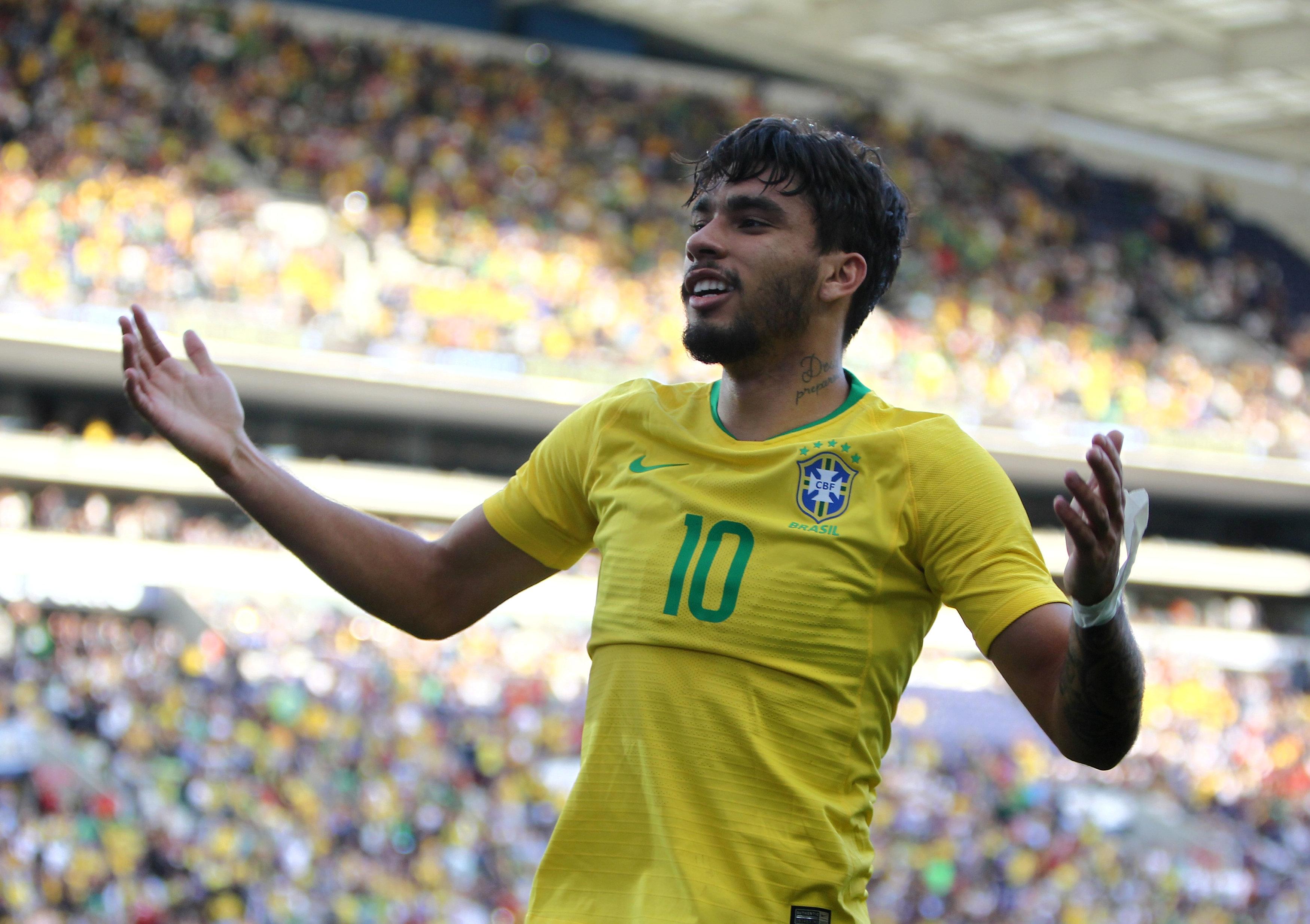 Legend Rivaldo dislikes Lucas Paqueta as new Brazil No. 10