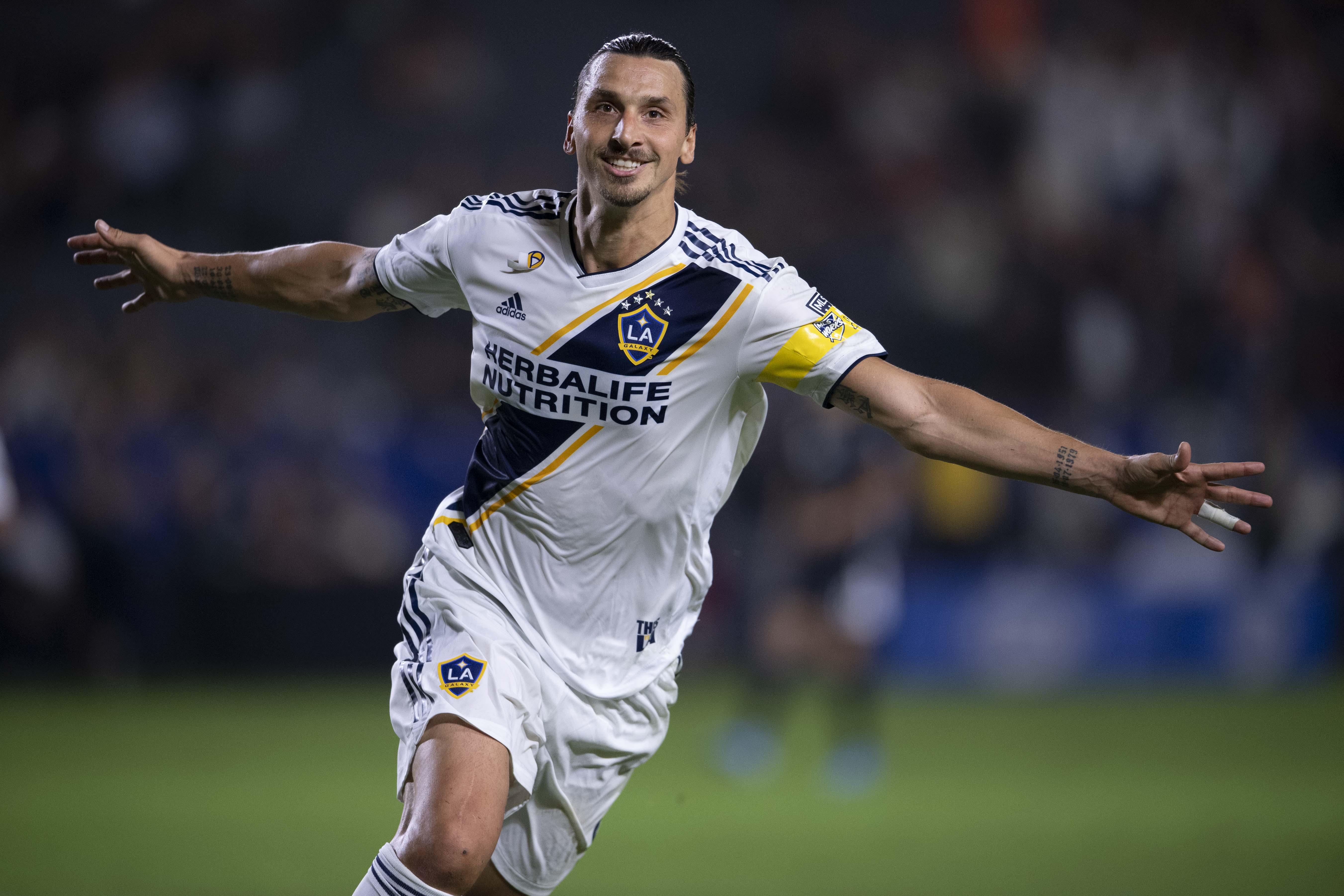 MLS side LA Galaxy & key-man Zlatan Ibrahimovic part ways