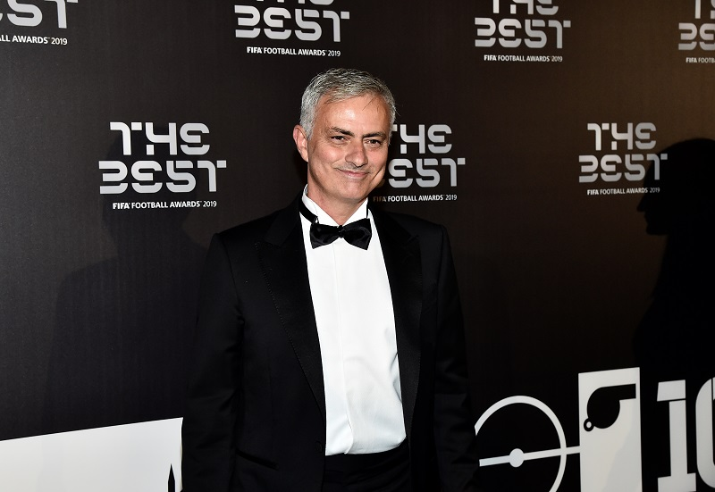 OFFICIAL: Jose Mourinho joins Tottenham Hotspur!