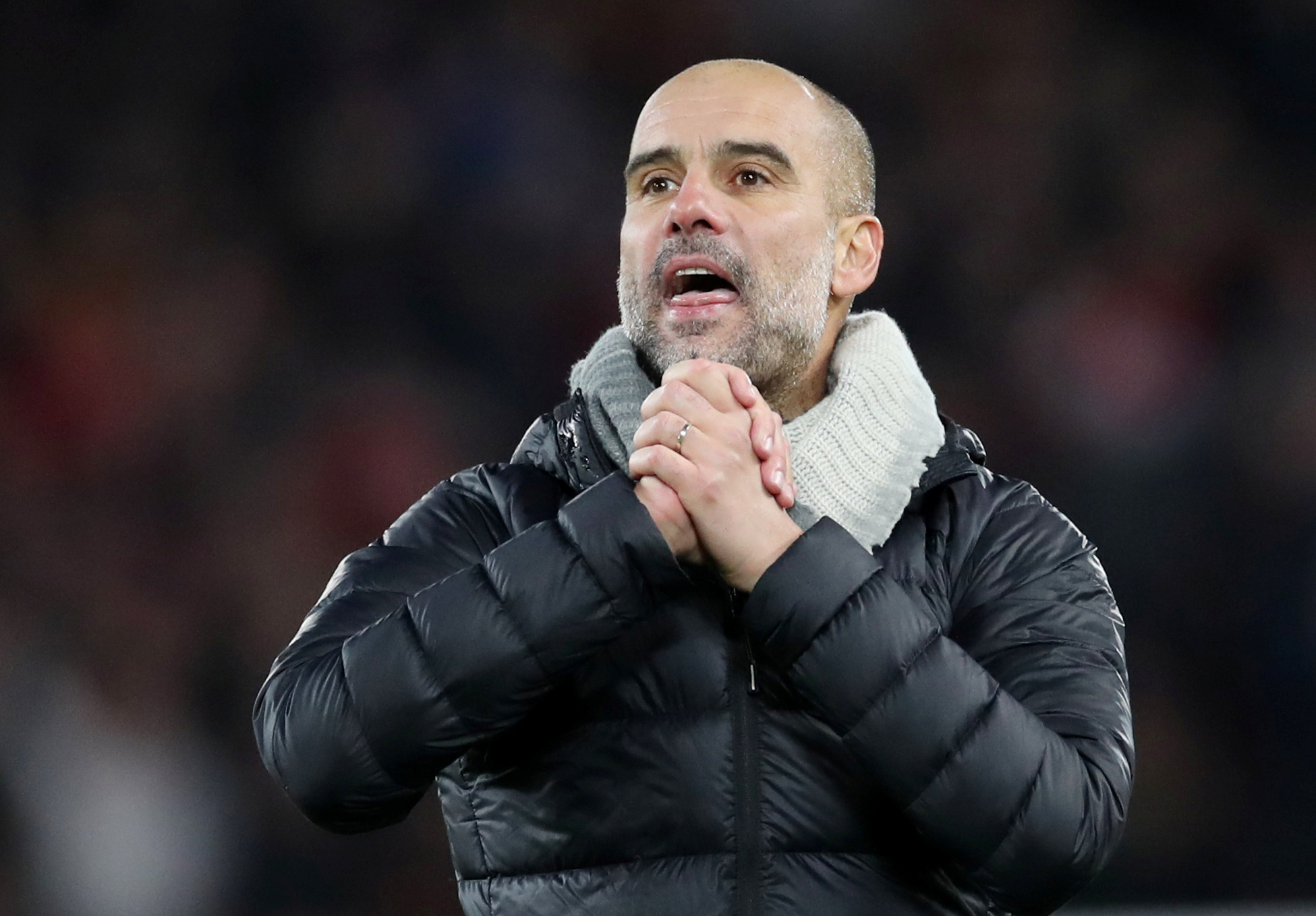Pep Guardiola commits to Manchester City