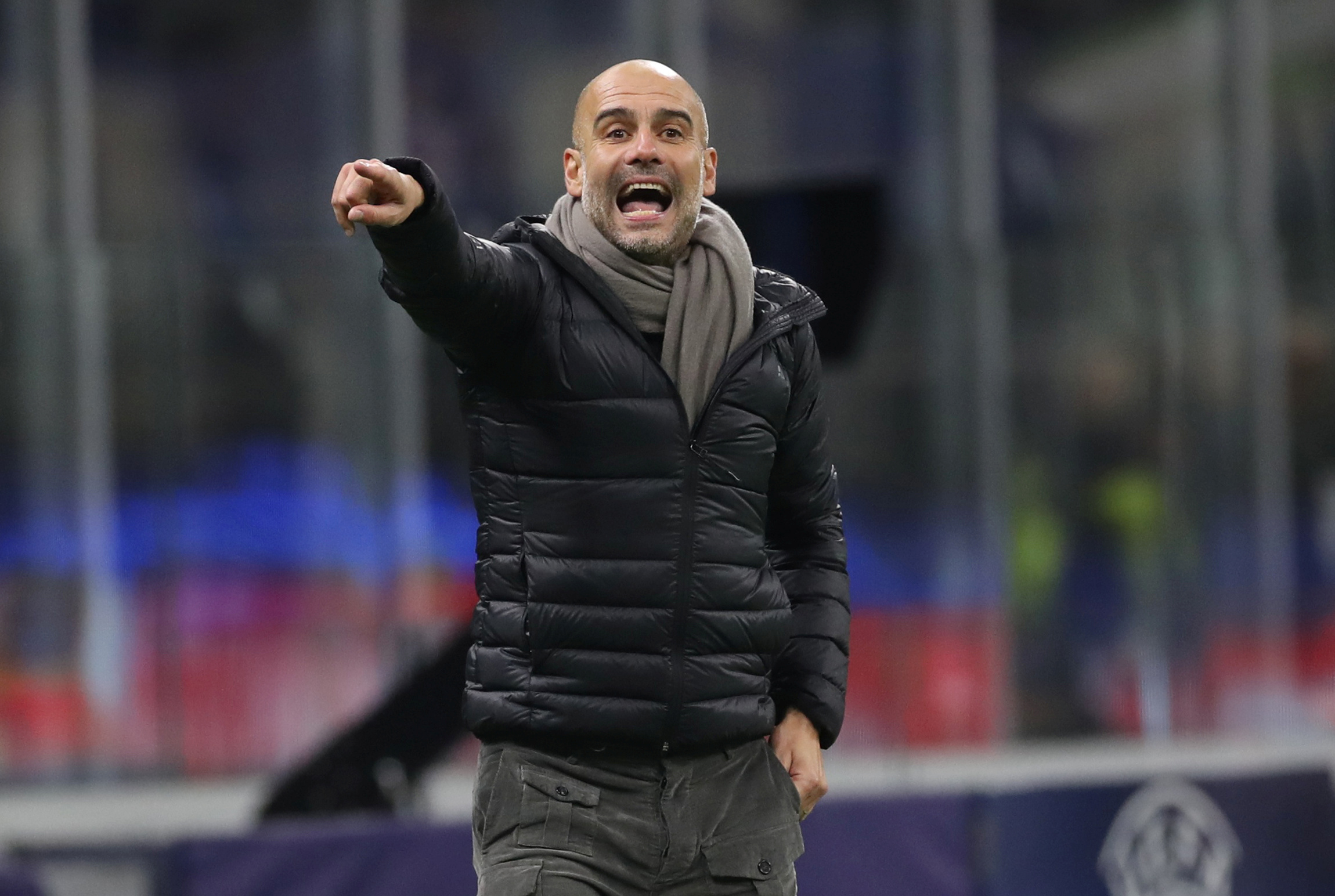 Pep Guardiola not worried by Anfield record