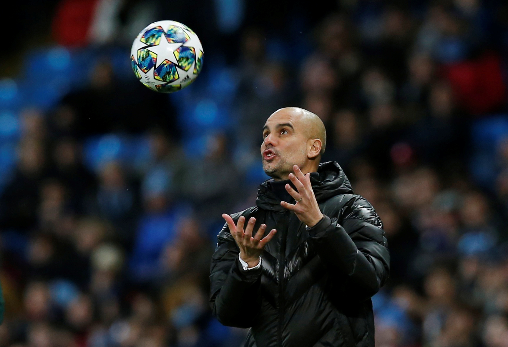 Pep Guardiola wants to focus on Premier League