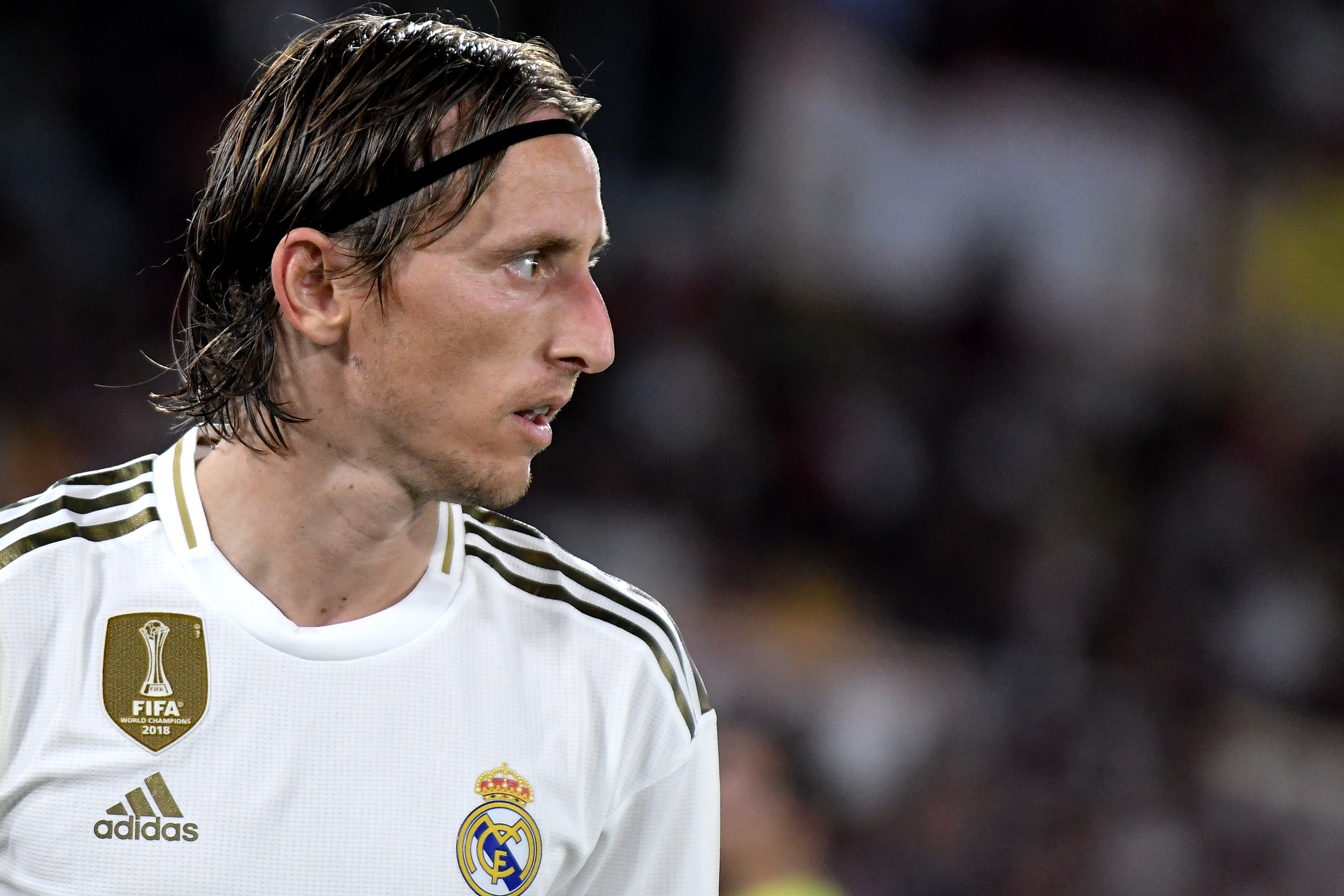 Real Madrid's Ballon d'Or winner Luka Modric talks up Serie A move