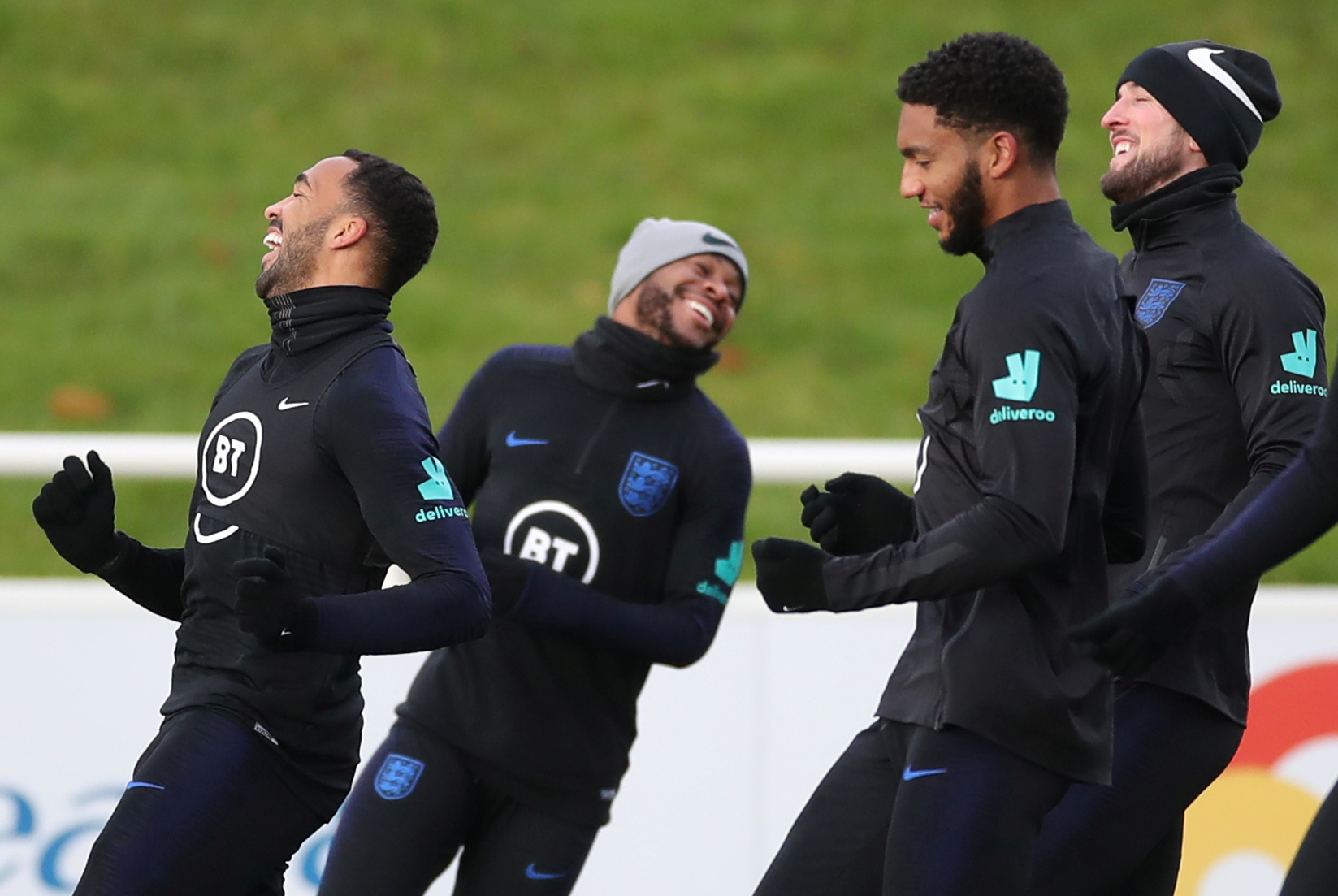 Southgate reveals why Sterling was sent home