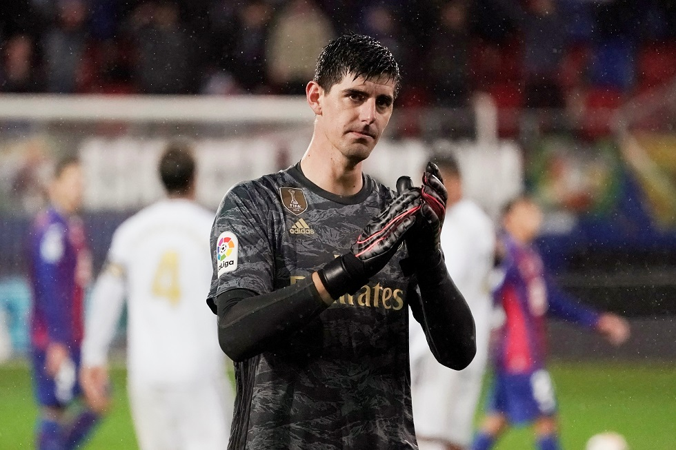 Thibaut Courtois Claims To Be Criticised Because He Is The Best