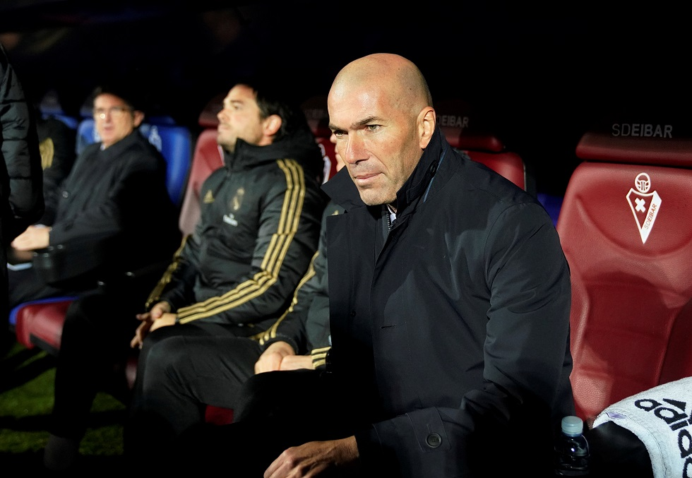Zinedine Zidane Does Not Want Real Madrid Fans To Boo Gareth Bale