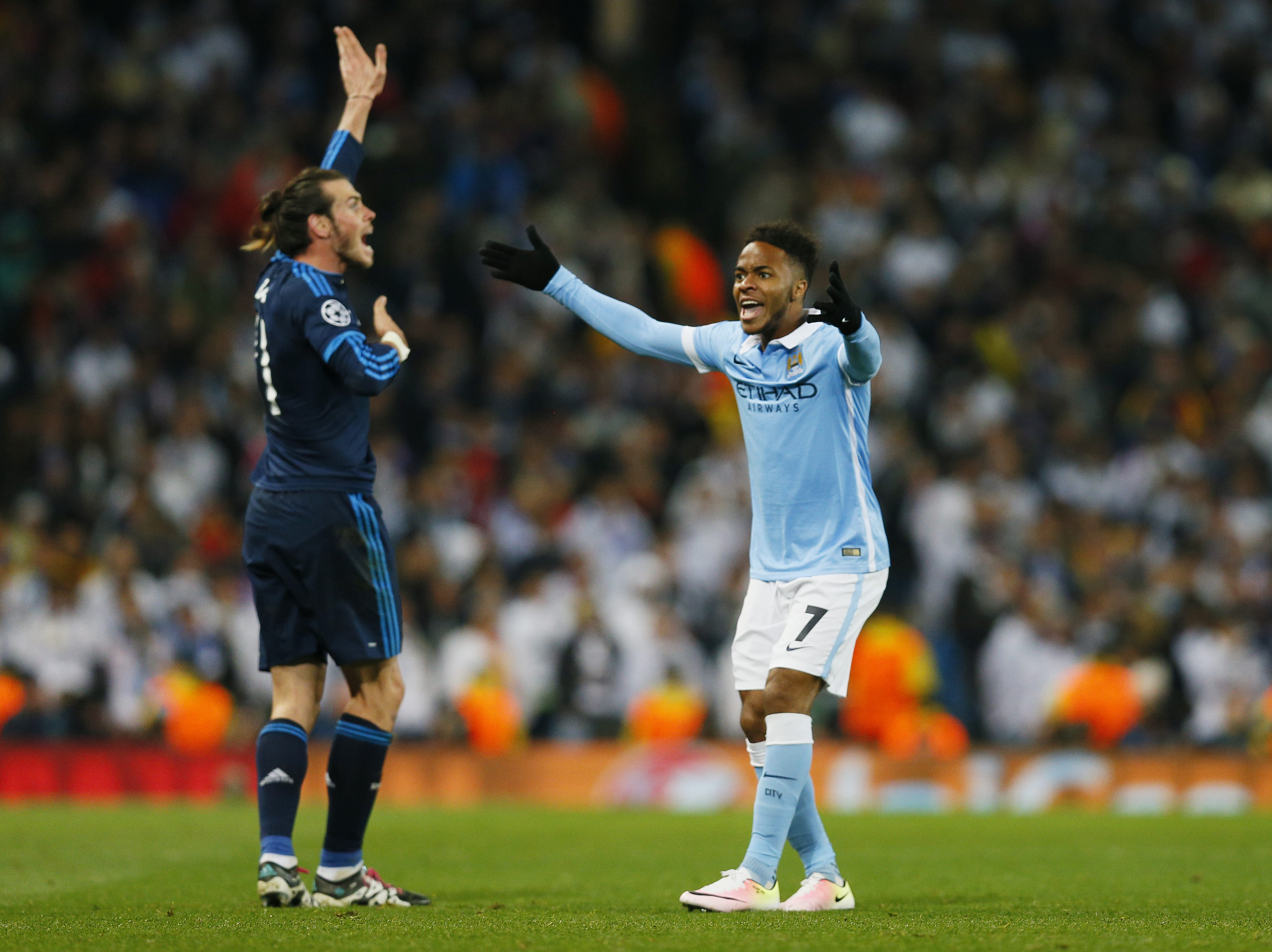 Zinedine Zidane dismisses talk of Bale-Sterling swap deal with Manchester City