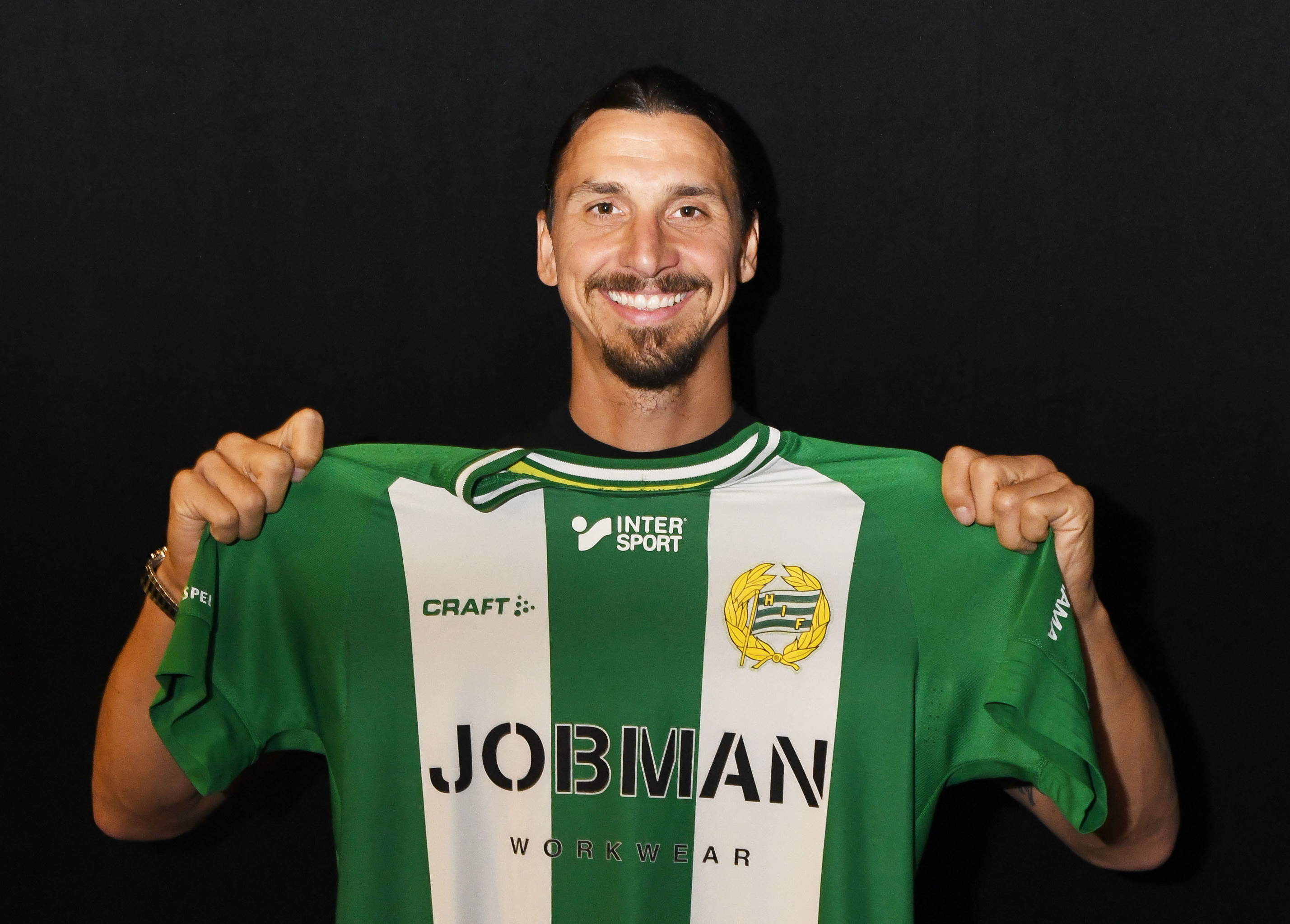Zlatan Ibrahimovic becomes part-owner of Swedish side Hammarby