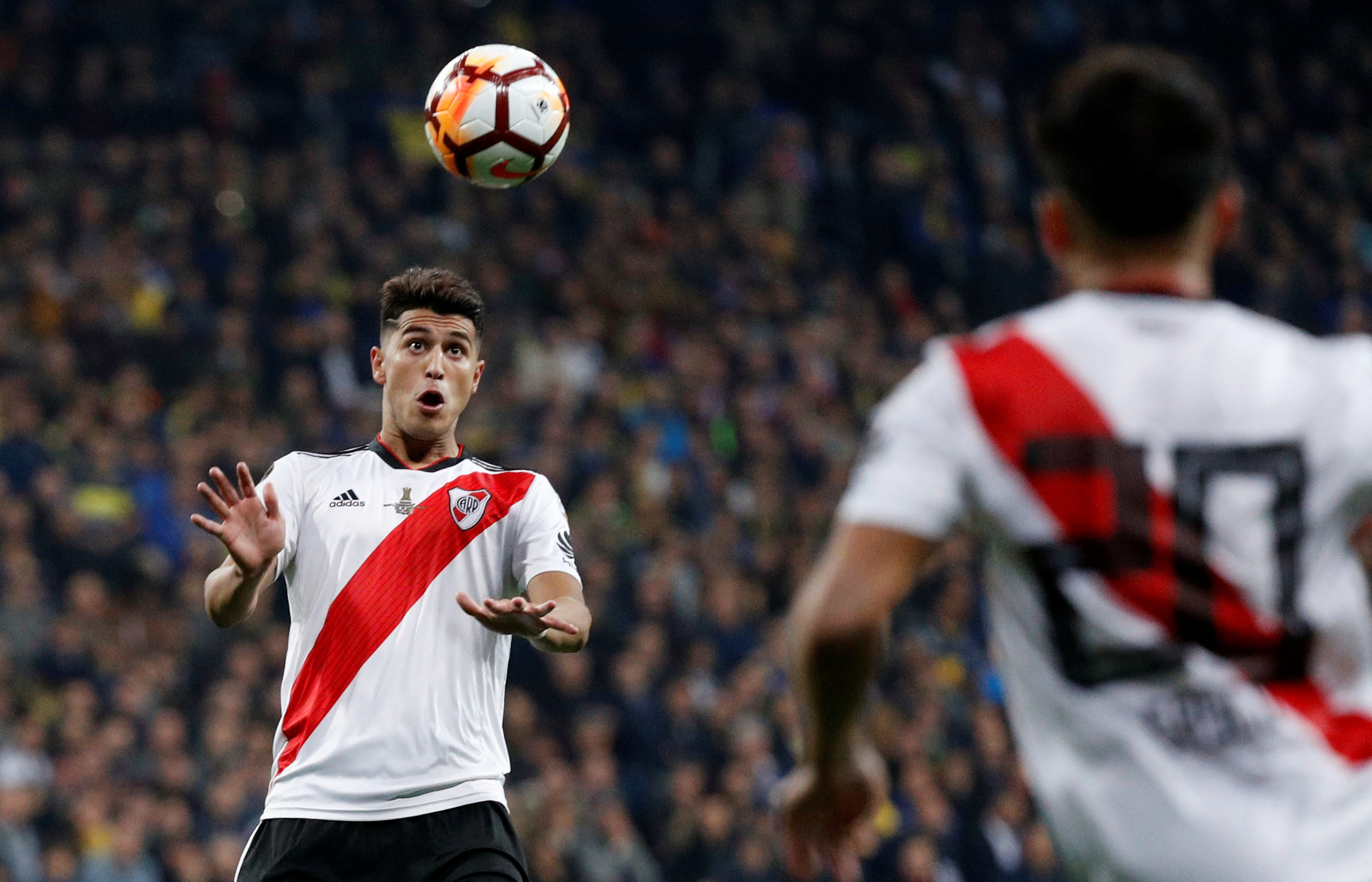 Bayer Leverkusen complete signing of Exequiel Palacios from River Plate