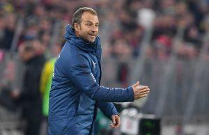 Bayern Munich confirm Hansi Flick as boss till end of season