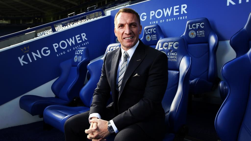 Brendan Rodgers commits future to Leicester until 2025