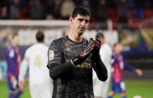 Courtois confident Madrid do not need January window