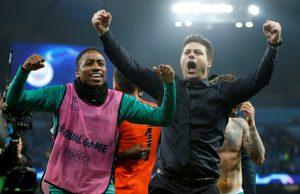 Daniel Levy Mauricio Pochettino may return to Tottenham one day