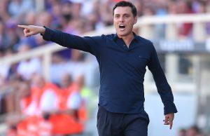 Fiorentina sack manager Vincenzo Montella after winless streak