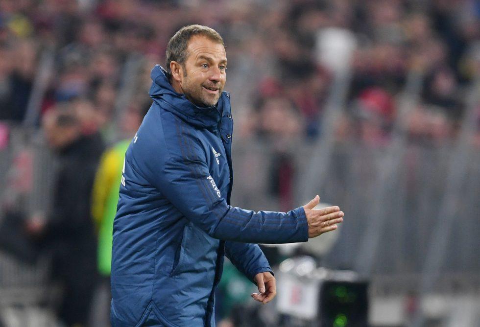 Flick gives Bayern's January transfer update