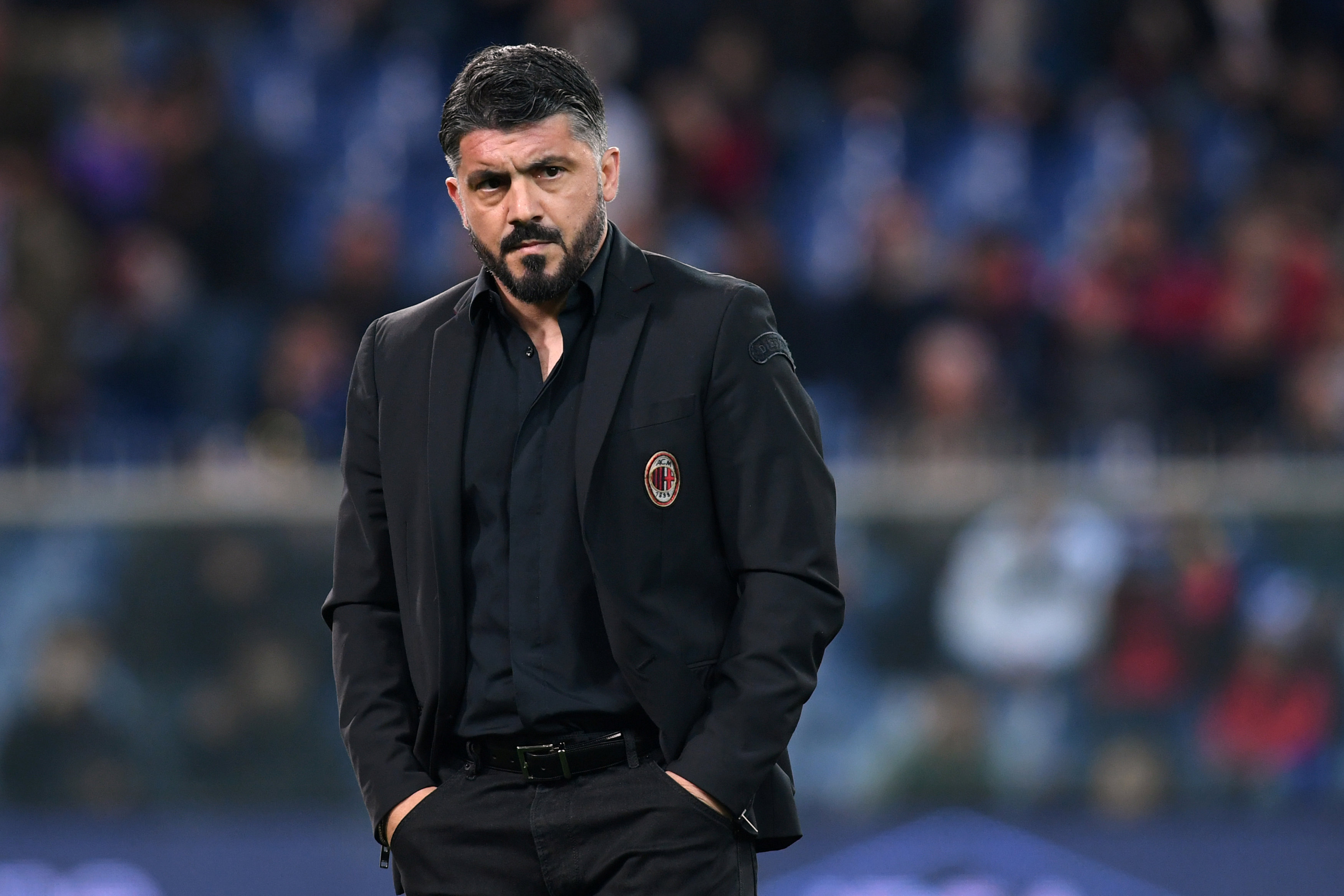 Gennaro Gattuso in line to replace Carlo Ancelotti if sacked by Napoli