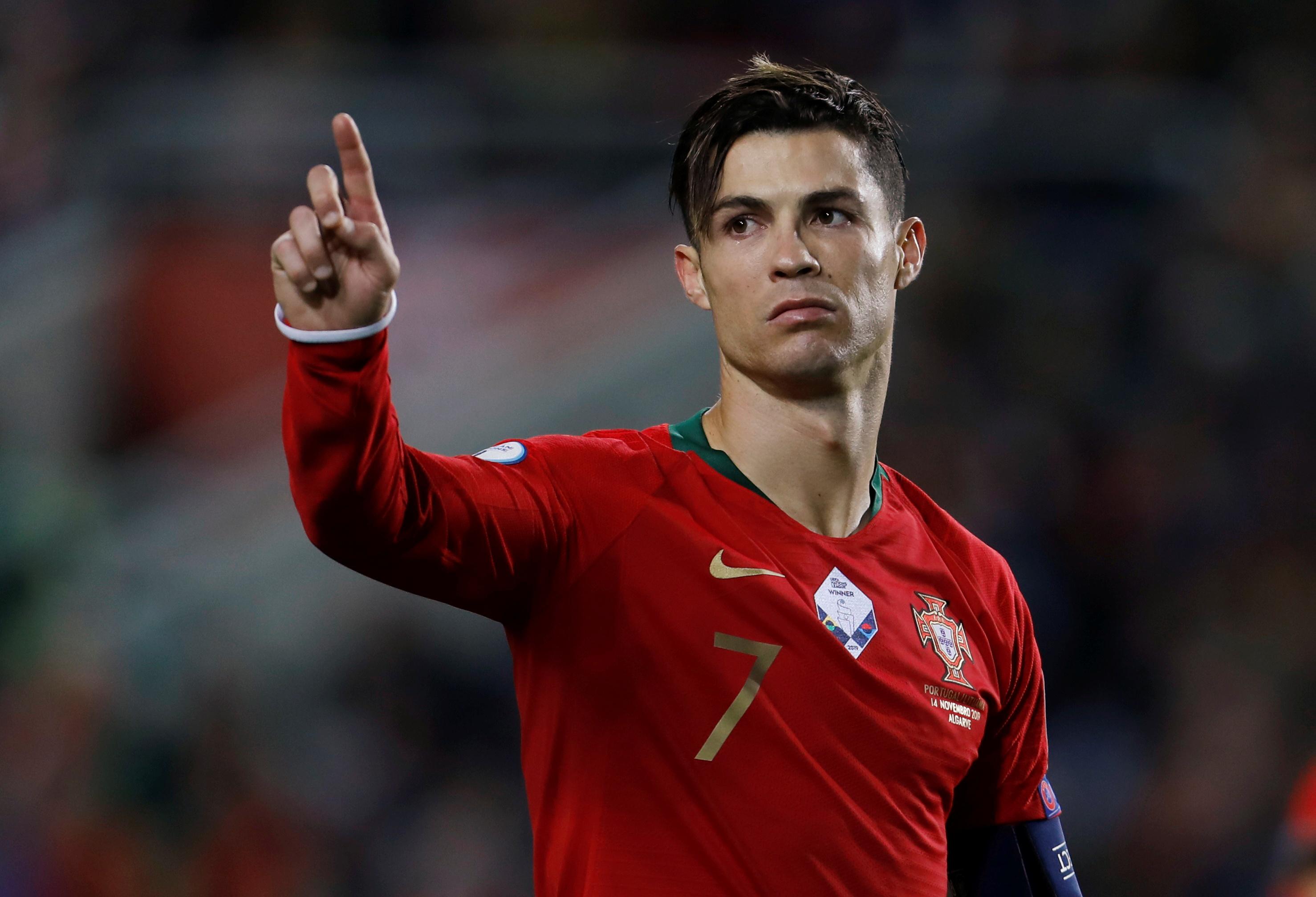Juventus' Cristiano Ronaldo wins 2018-19 Serie A Best Player award