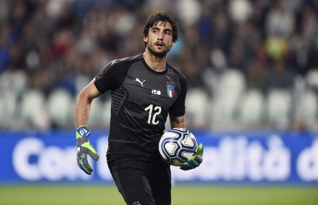 Juventus goalkeeper Mattia Perin to rejoin Genoa on dry loan in January
