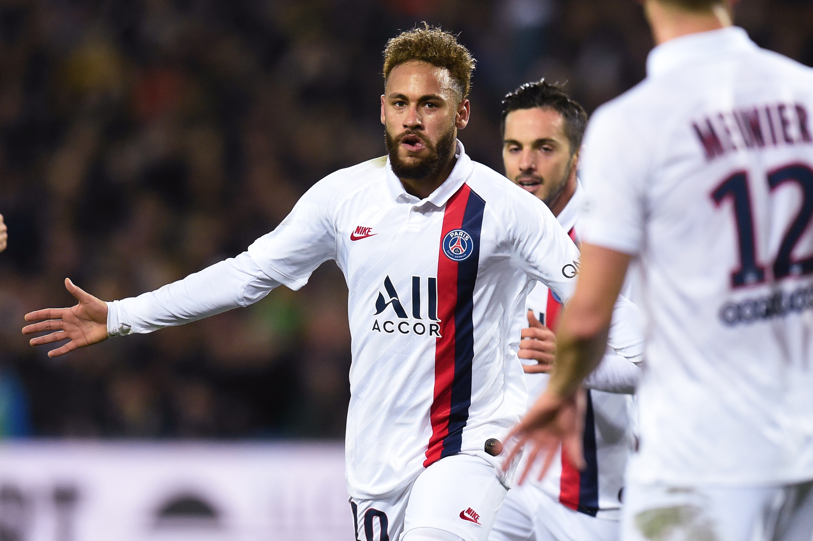 Montpellier forward Andy Delort slams Neymar for being disrespectful