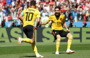 Napoli eye Yannick Carrasco as replacement for departing Jose Callejon