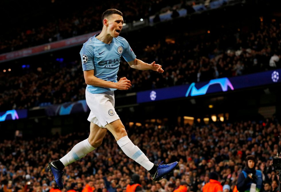 Pep Guardiola Believes Phil Foden Will Replace David Silva At Manchester City