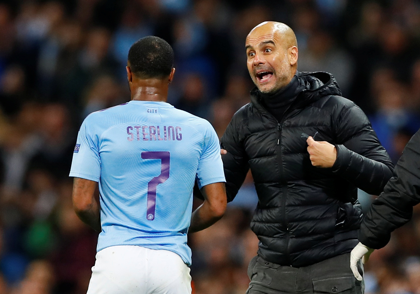 Pep happy with perfect start fo Christmas schedule