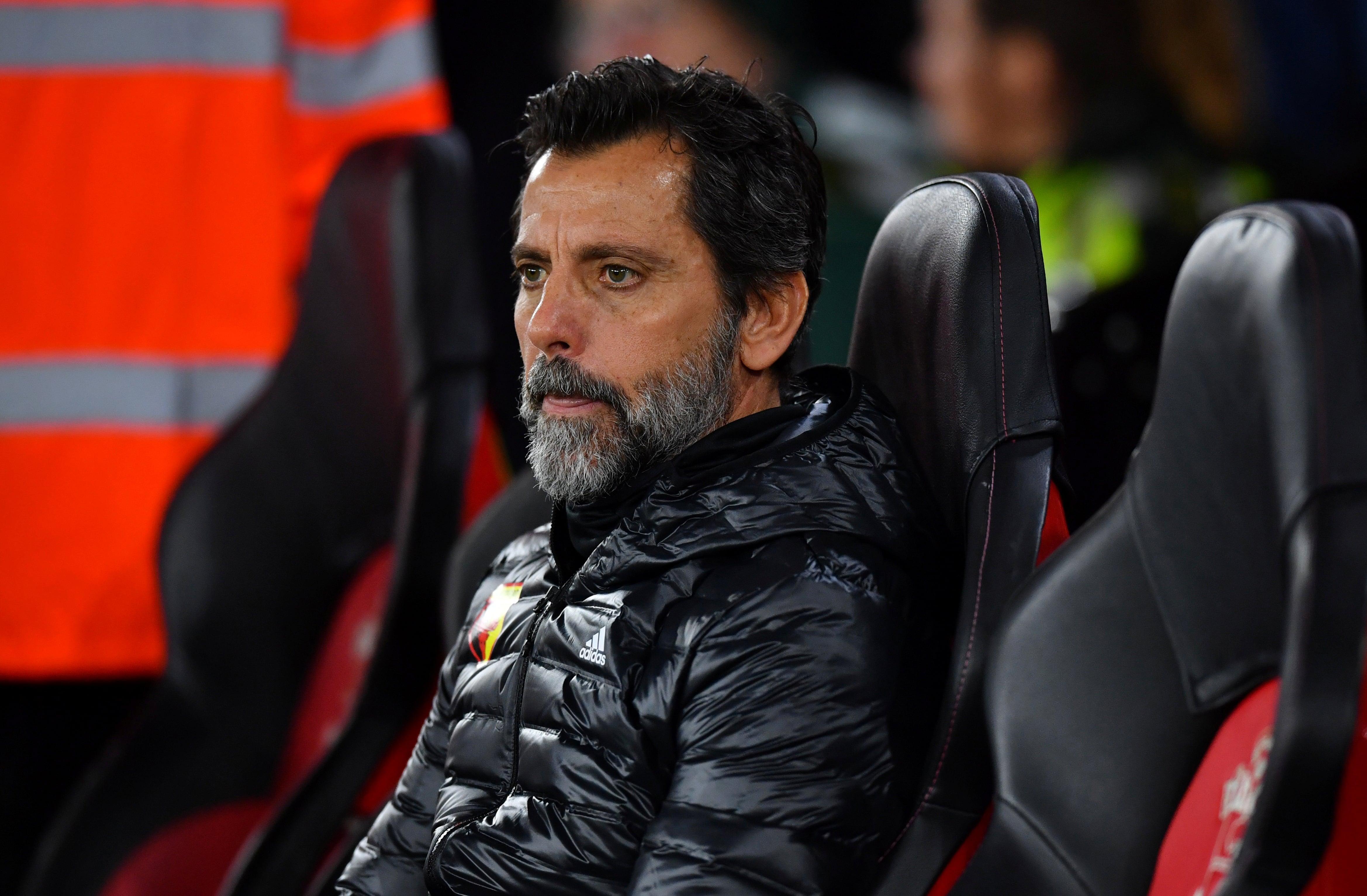 Quique Sanchez Flores sacked after miserable second stint at Watford
