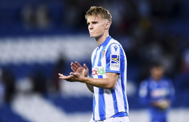 Real Madrid loanee Martin Odegaard to return to club in summer