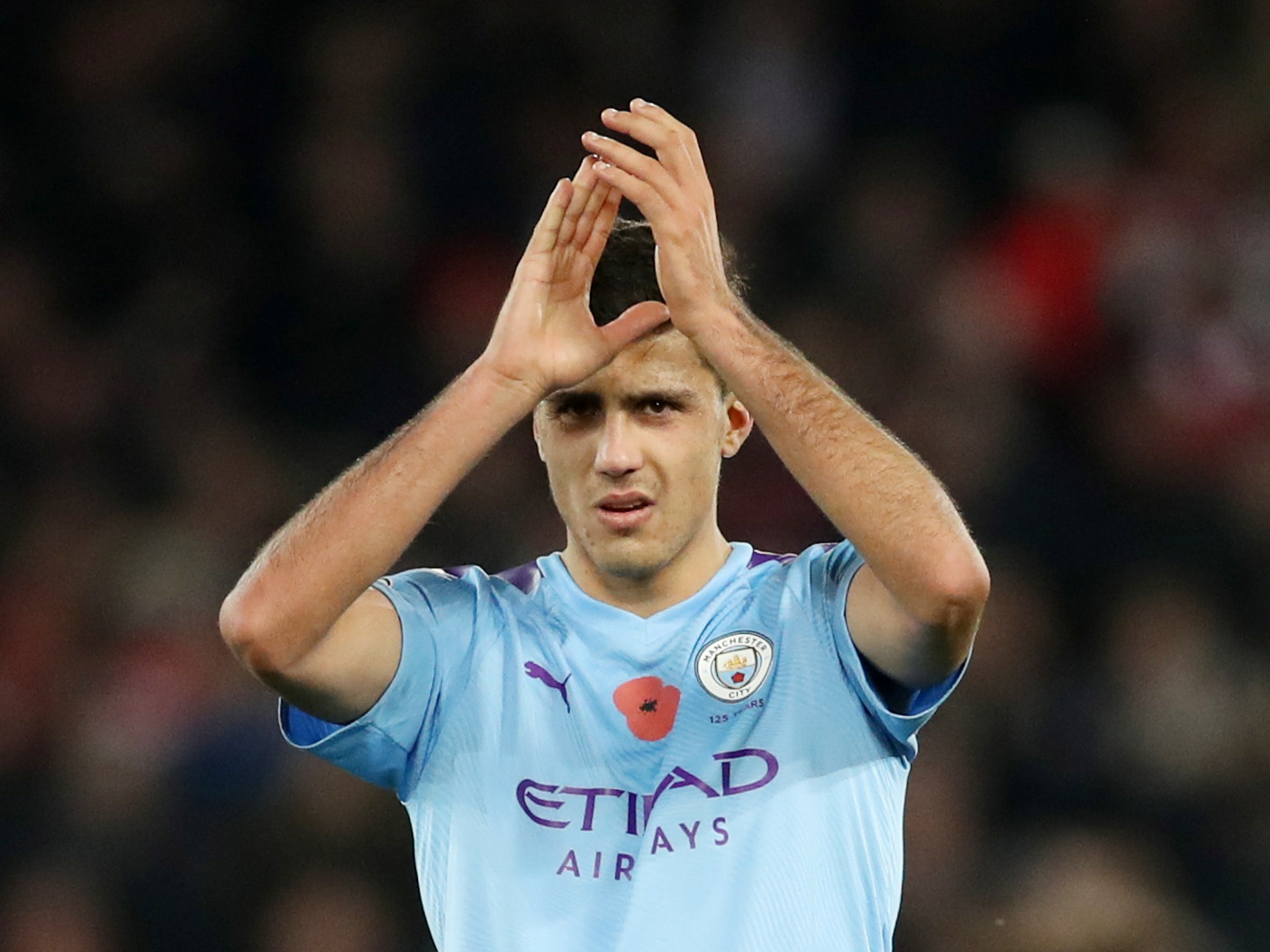 Rodri warns Liverpool that Man City will fight back