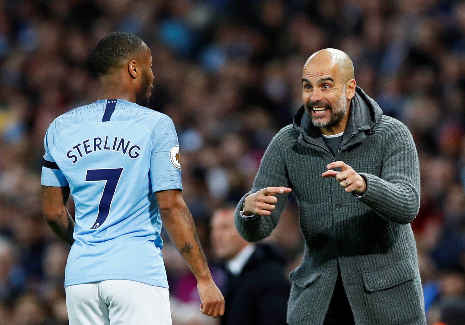 Sterling wants trophies not goals
