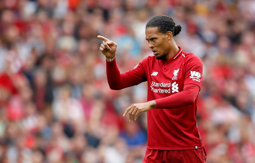 Why Virgil van Dijk missed Liverpool's Club World Cup semifinal