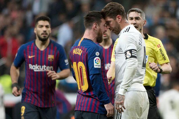 Worst El Clasico Fights - Worst El Clasico Moments Ever!