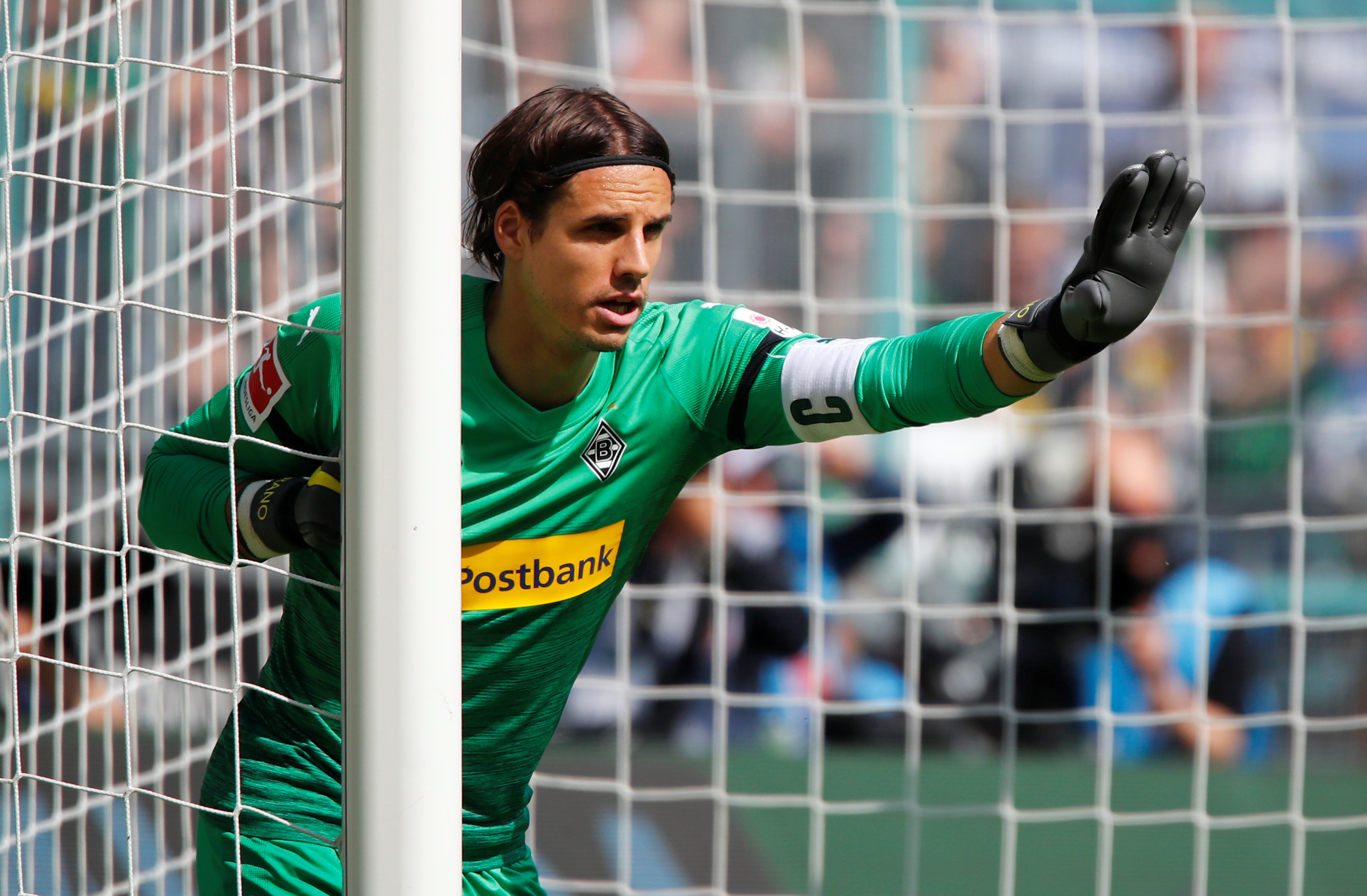 OFFICIAL Yann Sommer signs new Borussia Monchengladbach contract