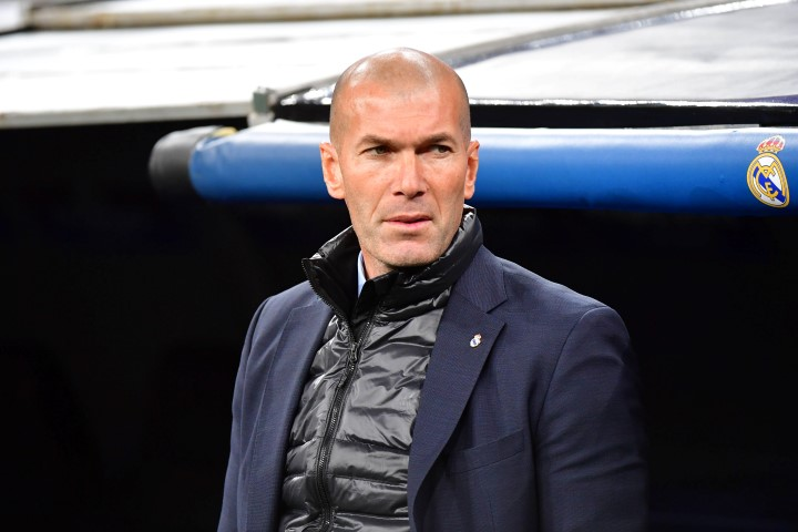 Zidane: Our reputation is on the line