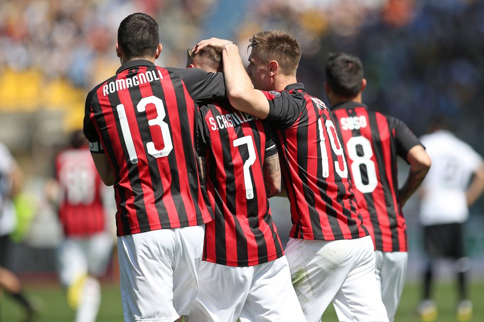 AC Milan Predicted Line Up vs Udinese: Will Ibrahimovic be in the Starting XI?