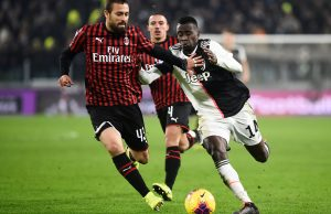 AC Milan vs SPAL Head To Head Record & Results (H2H)