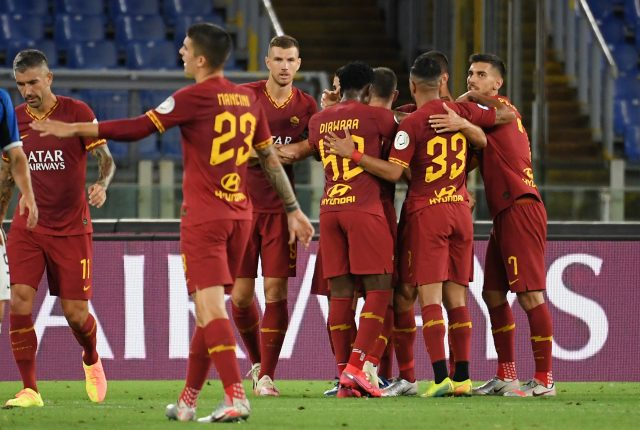 AS Roma Players Salaries 2020 (Weekly Wages)