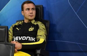 Borussia Dortmund Unsure About Mario Gotze Future