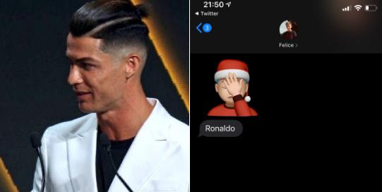 Cristiano Ronaldo's controversial new hairstyle - Social media reacts!