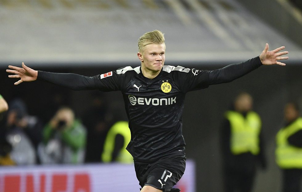 Erling Haaland Reveals He Planned On Scoring Hat-Trick On Debut Even Before Coming On