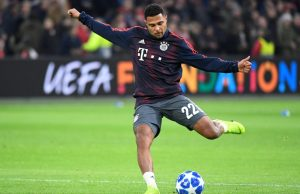 Former Arsenal flop Serge Gnabry suffers Achilles injury for Bayern Munich