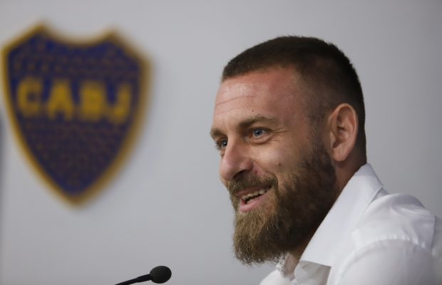Former Roma midfielder Daniele De Rossi retires from football at age of 36