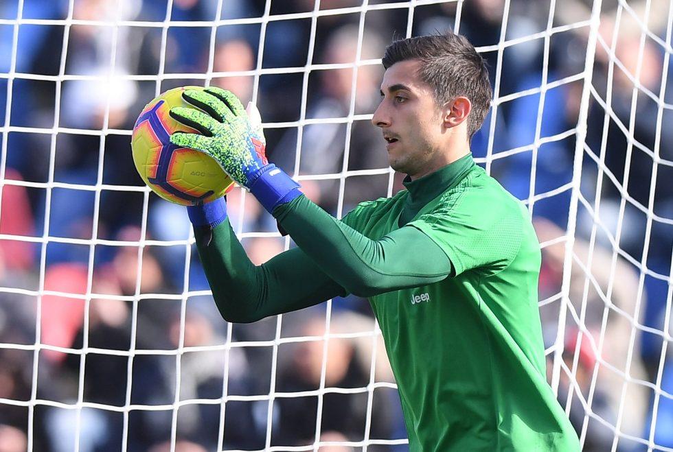 Genoa sign three new players in Perin, Behrami & Destro